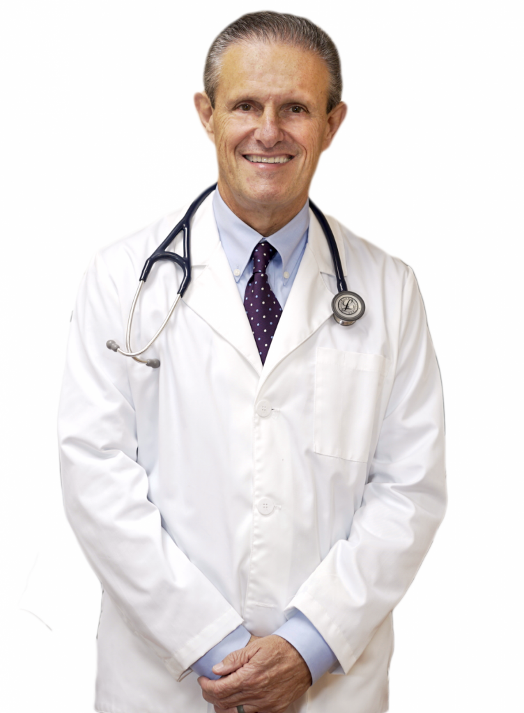 dr. combs hemet policies smiling white coat stethoscope